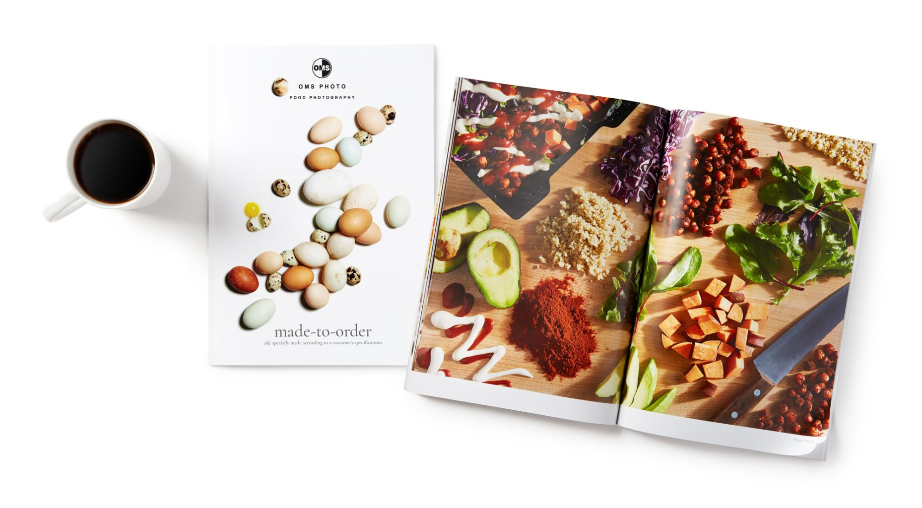 Food Photo Book Download Cover