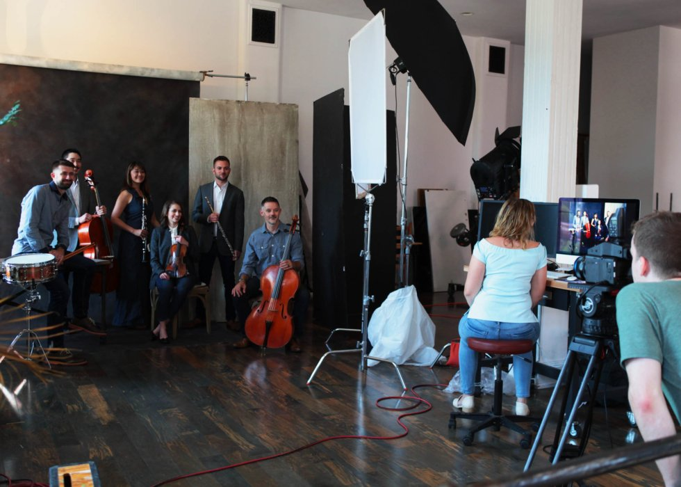 Behind the Scenes with Concert Nova portrait