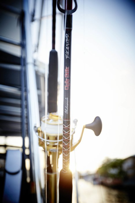 Saltwater fishing rods from Ugly Stick