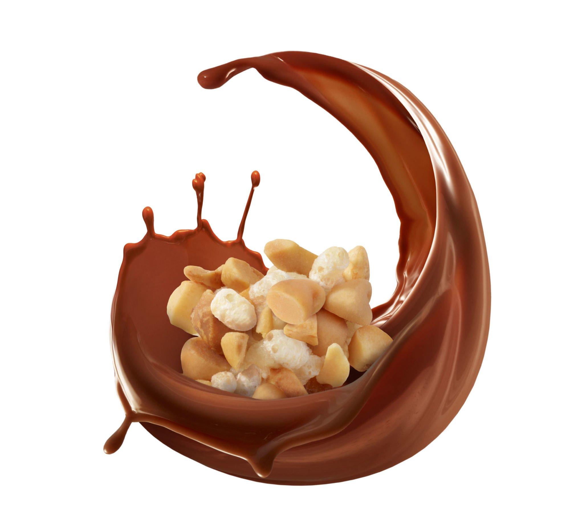 Splashes-Chocolate Reeses