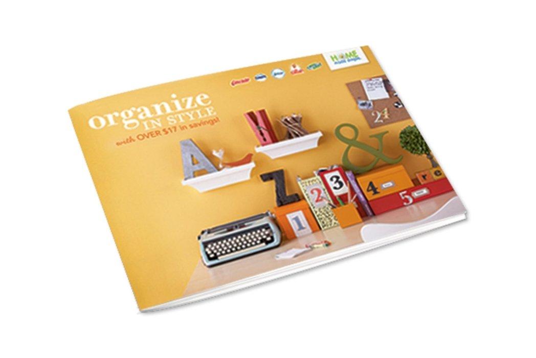 Book on organizing style