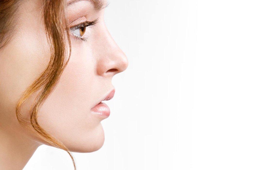 Monty Milburn Beauty Shot of Woman's face