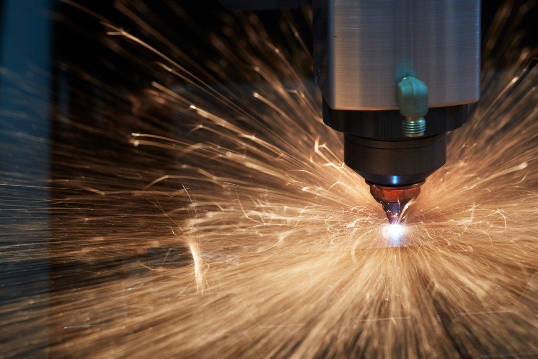 Laser CNC machine spark and plasma