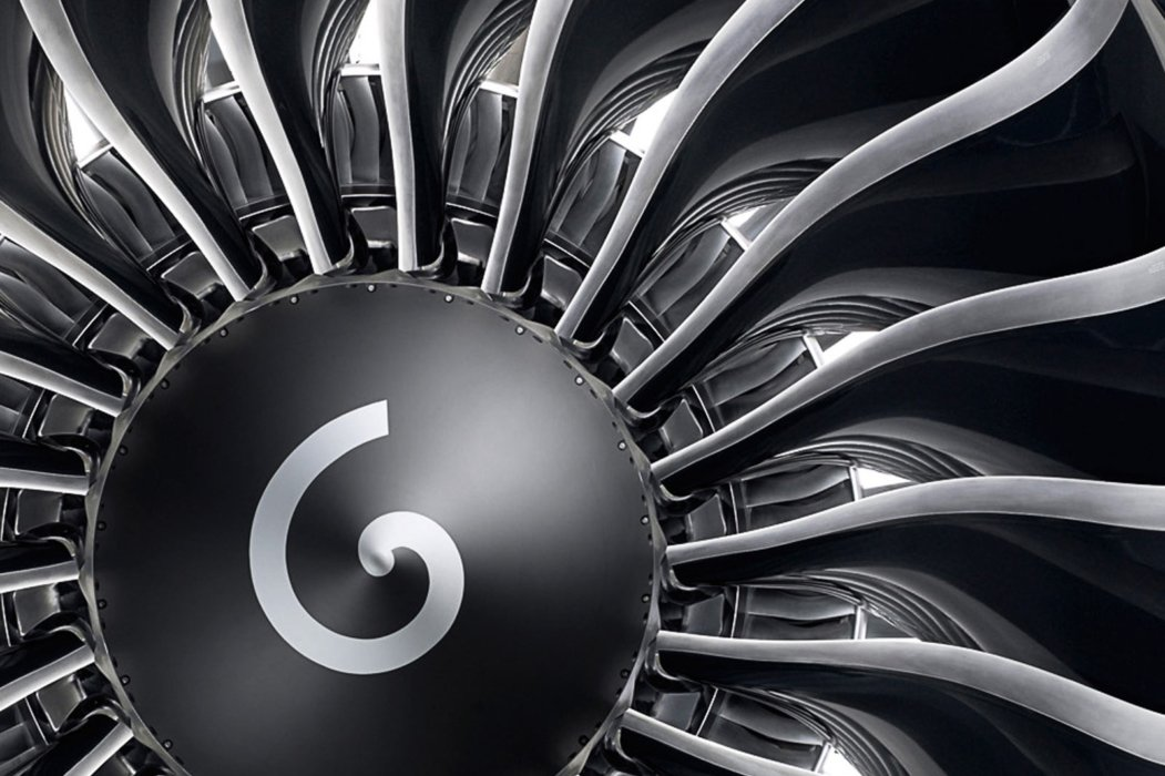 GE Aviation turbine blades