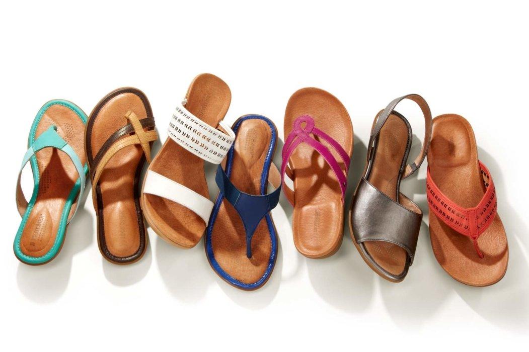 Totes Isotoner sandals