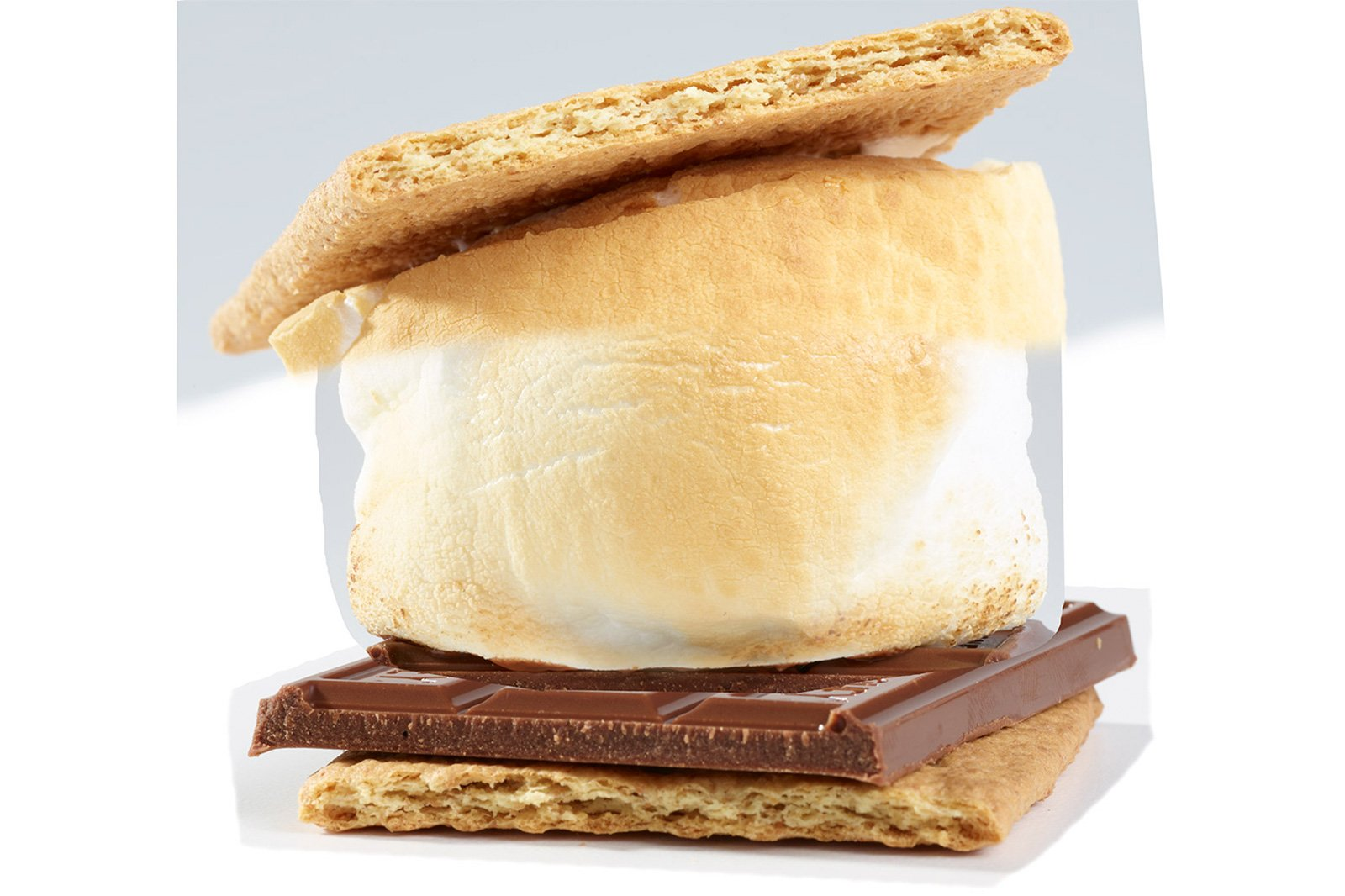 Smore before photo retouching