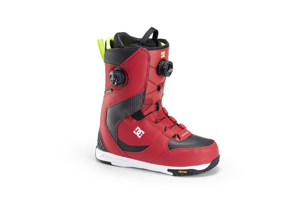 Product photography - DC ski boot with BOA fit system