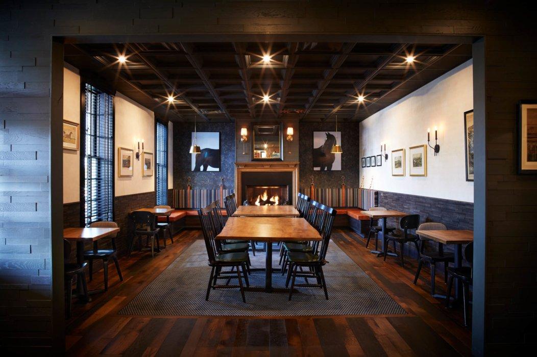 Interior room with lighting architecture design photographer