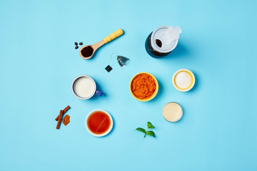 Coffee and other stuff - food photography