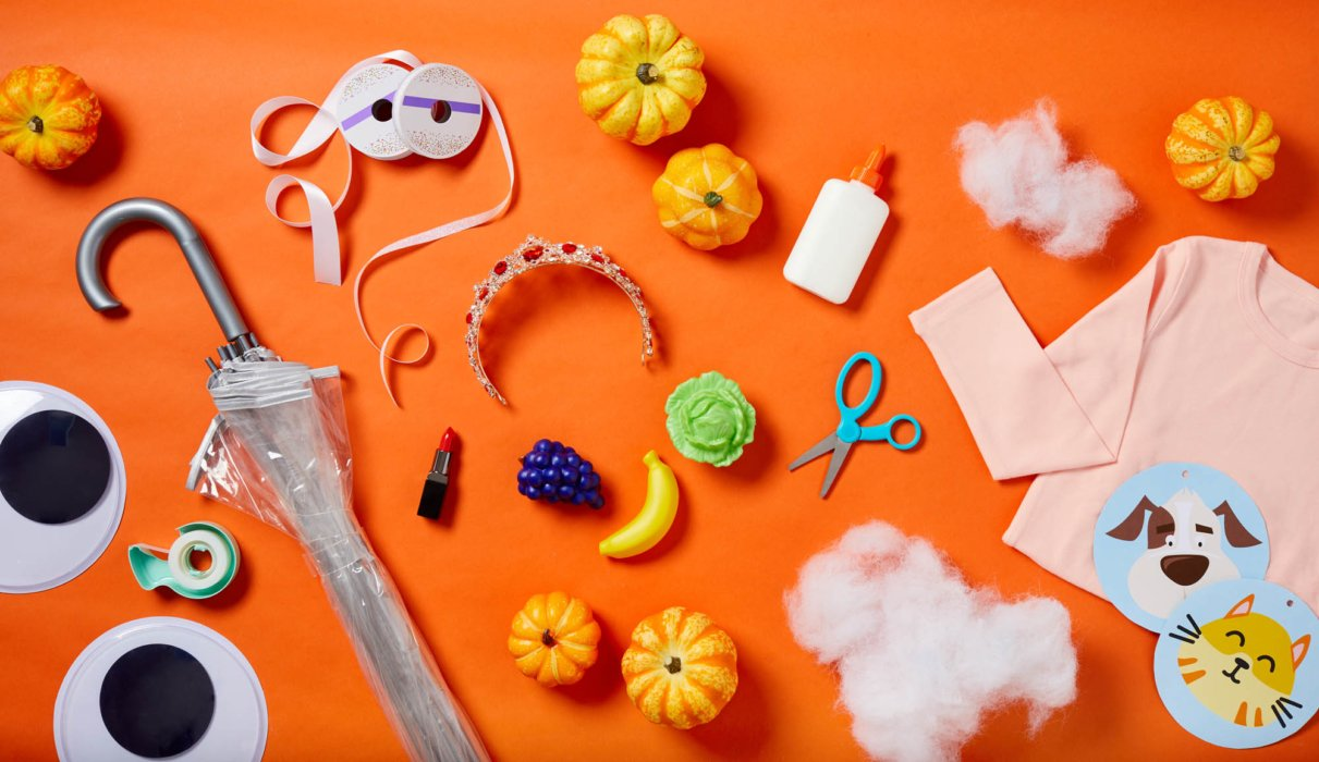 halloween outfit photo - product photography