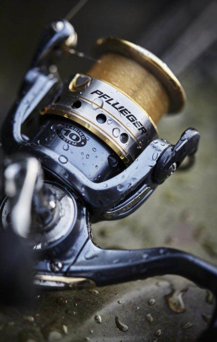 Fishing reel lifestyle pflueger reels