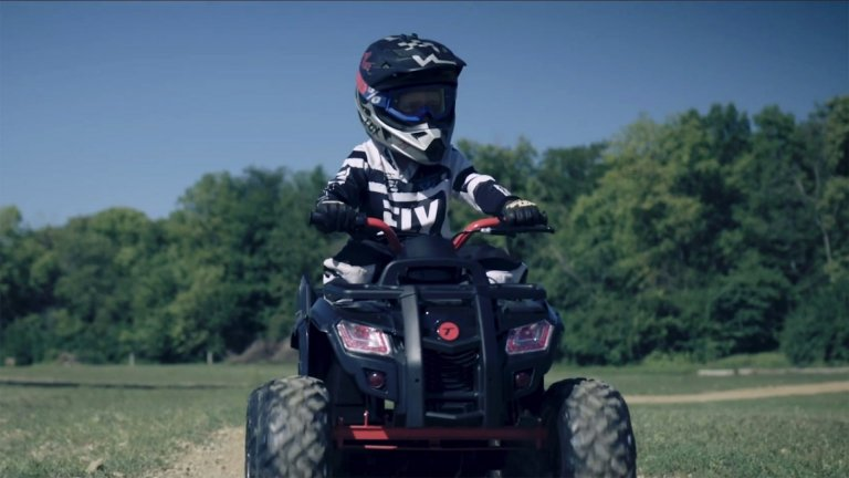 Torex ATV Huffy Video Cover