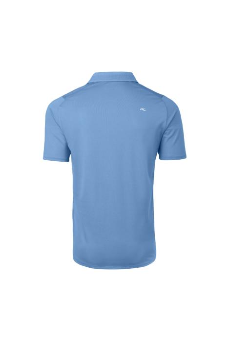 Golf Apparel Mens Back Blue Shirt - Ecommerce Photography